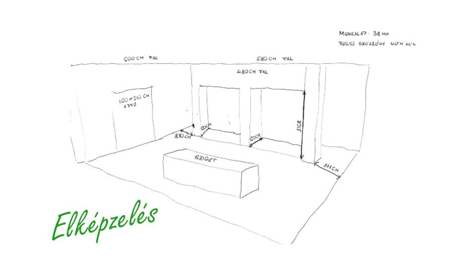 kek-feher-egysoros-modern-konyhabutor-konyhaszigettel-1