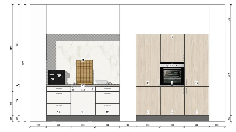 kek-feher-egysoros-modern-konyhabutor-konyhaszigettel-3