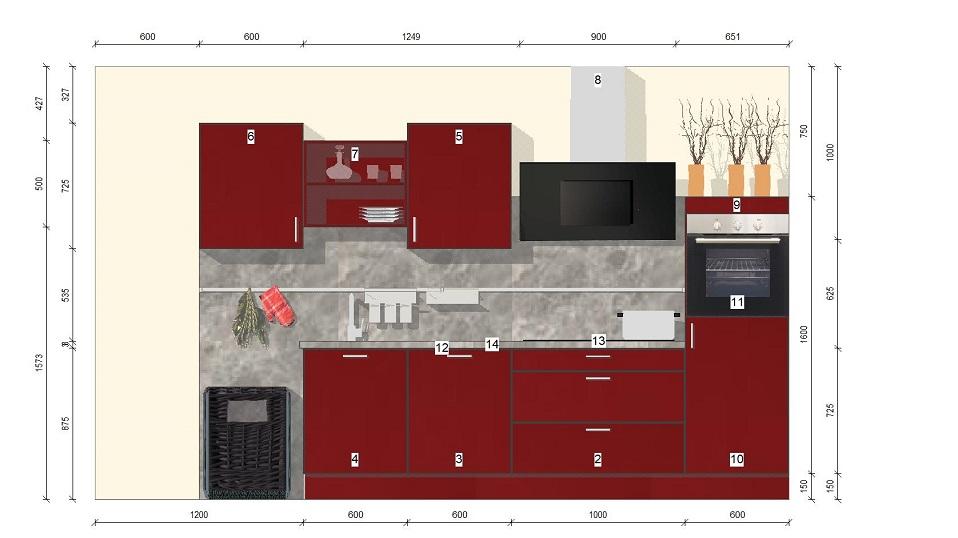 matt-piros-egysoros-modern-konyhabutor-3